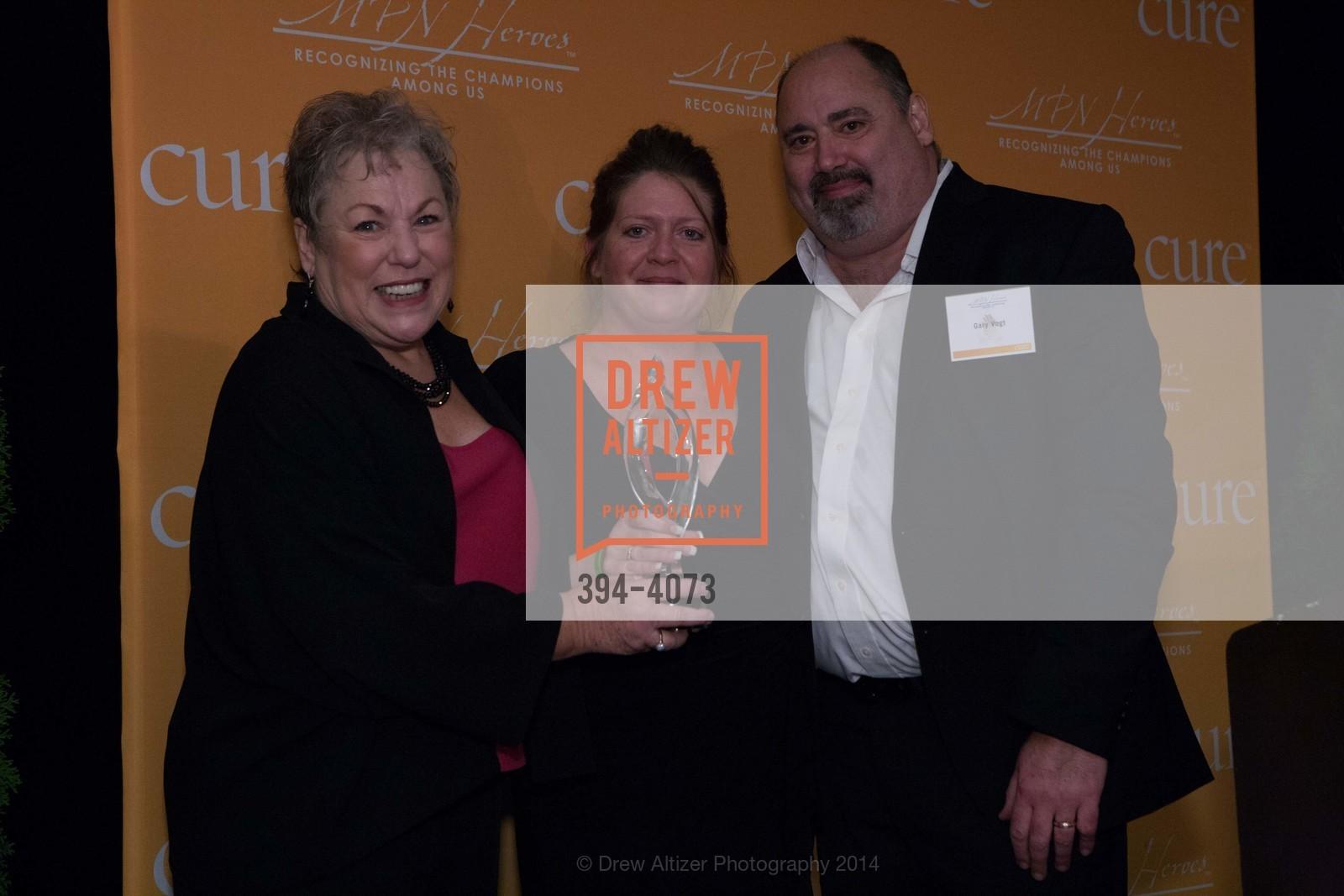 Kathy LaTour, Kathleen Vogt, Gary Vogt, Photo #394-4073