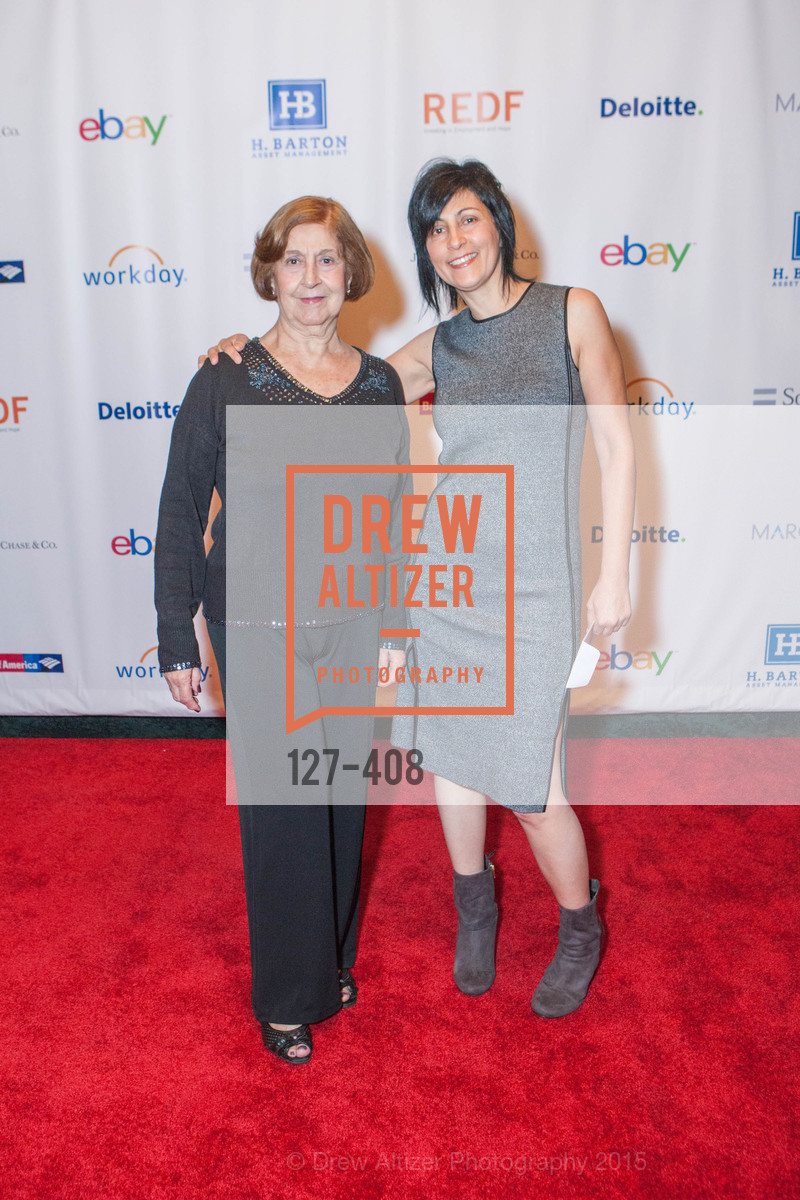 Paula Bereia, Janice Bereia, REDF's 2015 BENEFIT featuring JOURNEY, The Warfield Theatre. 982 Market St, October 22nd, 2015,Drew Altizer, Drew Altizer Photography, full-service agency, private events, San Francisco photographer, photographer california