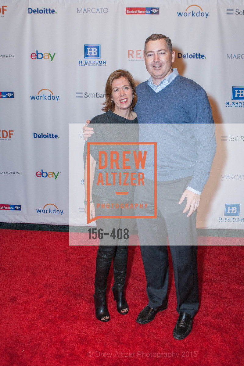 Kelli Tomlinson, Stephan Tomlinson, REDF's 2015 BENEFIT featuring JOURNEY, The Warfield Theatre. 982 Market St, October 22nd, 2015,Drew Altizer, Drew Altizer Photography, full-service agency, private events, San Francisco photographer, photographer california
