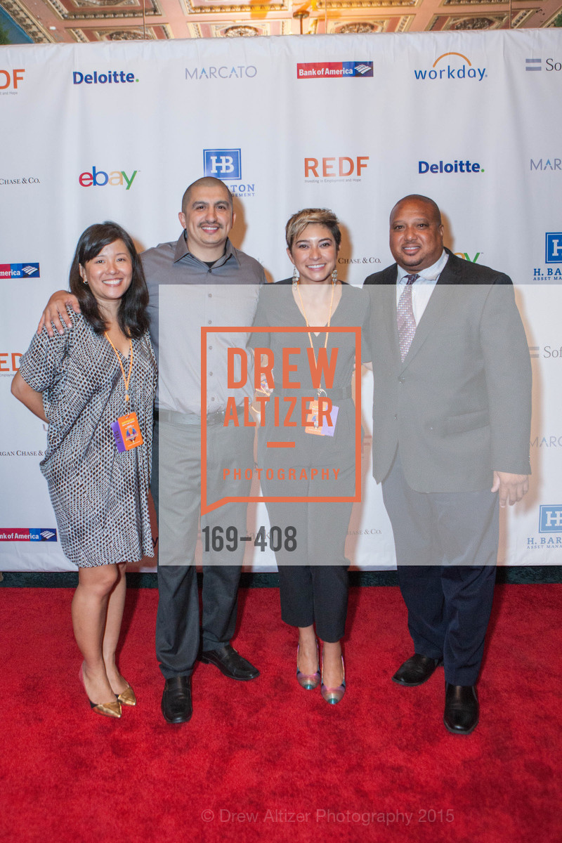 Group Photo, REDF's 2015 BENEFIT featuring JOURNEY, The Warfield Theatre. 982 Market St, October 22nd, 2015,Drew Altizer, Drew Altizer Photography, full-service agency, private events, San Francisco photographer, photographer california
