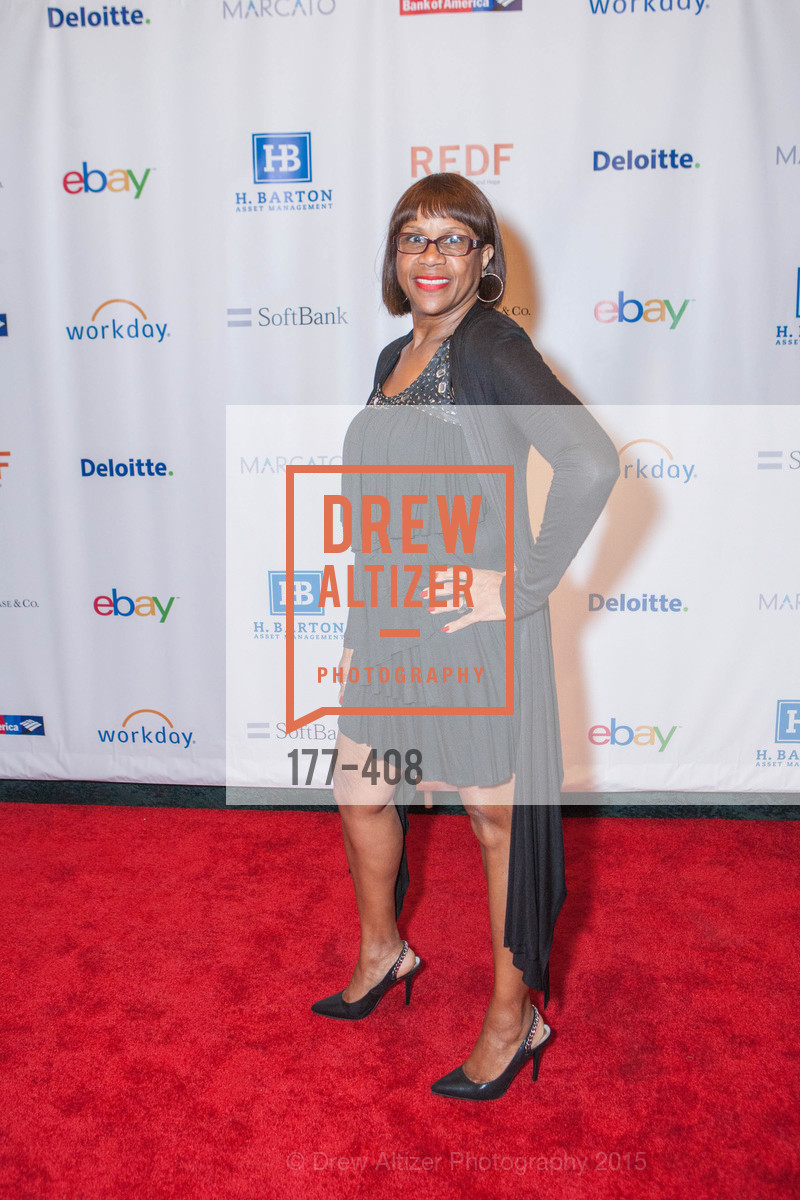 Lavone Bradley, REDF's 2015 BENEFIT featuring JOURNEY, The Warfield Theatre. 982 Market St, October 22nd, 2015,Drew Altizer, Drew Altizer Photography, full-service agency, private events, San Francisco photographer, photographer california