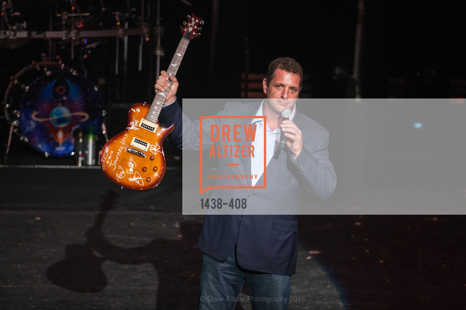 Harris Barton, REDF's 2015 BENEFIT featuring JOURNEY, The Warfield Theatre. 982 Market St, October 22nd, 2015,Drew Altizer, Drew Altizer Photography, full-service agency, private events, San Francisco photographer, photographer california
