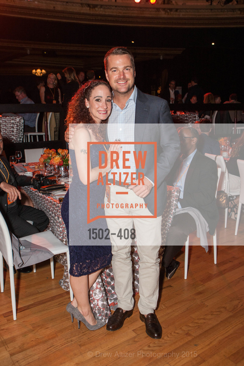 Katelyn Dalton, Chris O'Donnell, REDF's 2015 BENEFIT featuring JOURNEY, The Warfield Theatre. 982 Market St, October 22nd, 2015,Drew Altizer, Drew Altizer Photography, full-service agency, private events, San Francisco photographer, photographer california