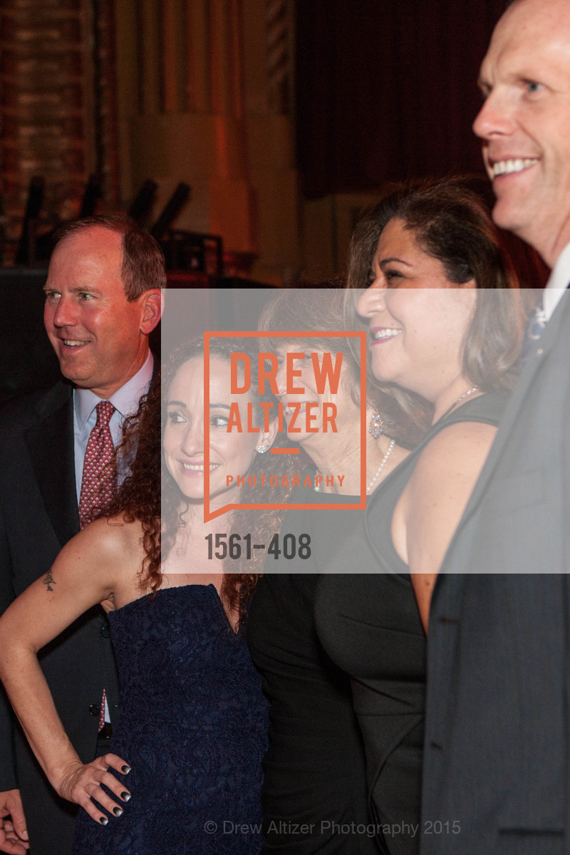 Ron Sturzenegger, Katelyn Dalton, Carla Javits, Danielle Camppos, REDF's 2015 BENEFIT featuring JOURNEY, The Warfield Theatre. 982 Market St, October 22nd, 2015,Drew Altizer, Drew Altizer Photography, full-service agency, private events, San Francisco photographer, photographer california