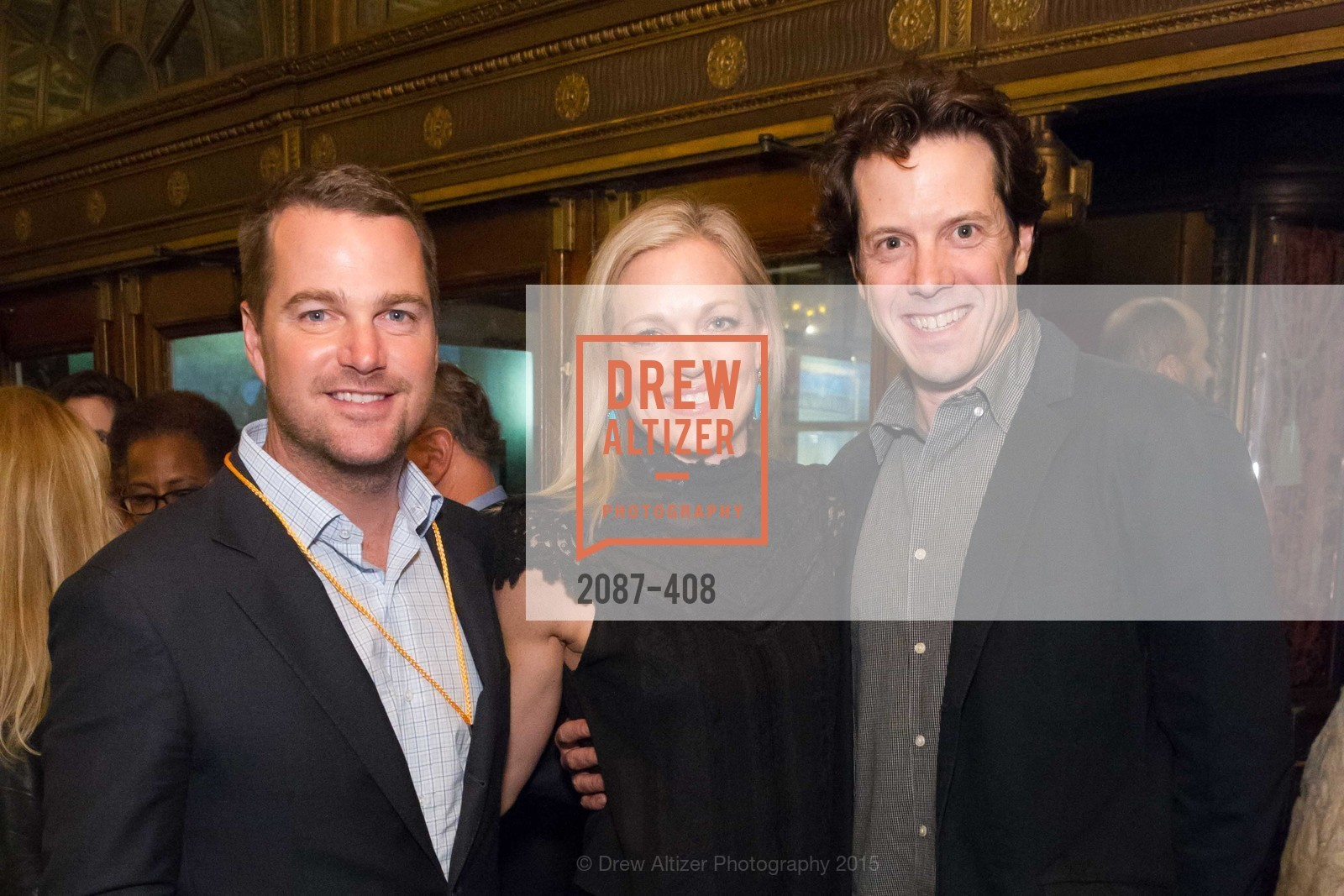 Chris O'Donnell, Maja Smith, Adam Smith, REDF's 2015 BENEFIT featuring JOURNEY, The Warfield Theatre. 982 Market St, October 22nd, 2015,Drew Altizer, Drew Altizer Photography, full-service agency, private events, San Francisco photographer, photographer california