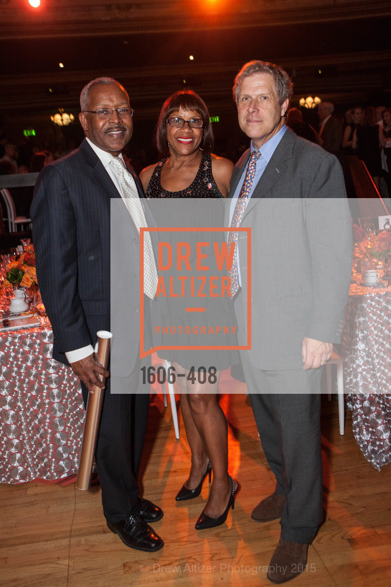 Mack Jenkins, Lavone Bradley, REDF's 2015 BENEFIT featuring JOURNEY, The Warfield Theatre. 982 Market St, October 22nd, 2015,Drew Altizer, Drew Altizer Photography, full-service agency, private events, San Francisco photographer, photographer california