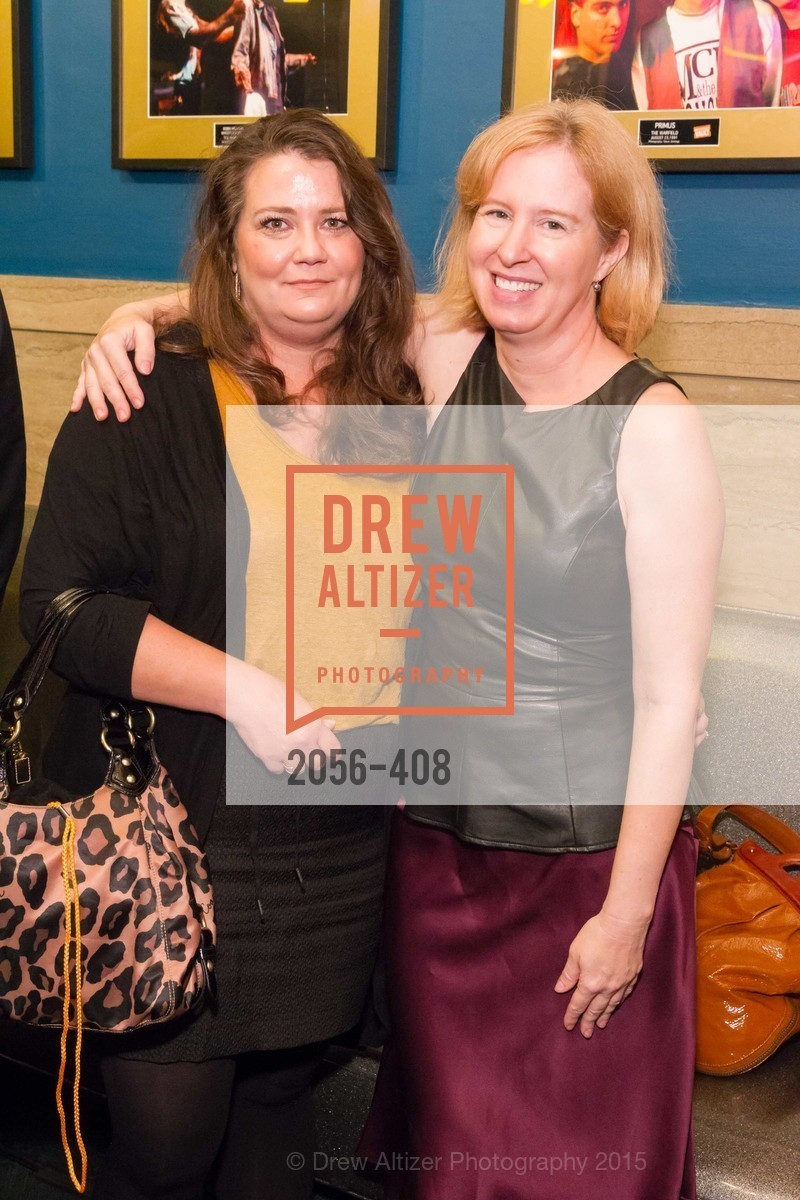 KImberly Weltz, Danielle Mace, REDF's 2015 BENEFIT featuring JOURNEY, The Warfield Theatre. 982 Market St, October 22nd, 2015,Drew Altizer, Drew Altizer Photography, full-service agency, private events, San Francisco photographer, photographer california