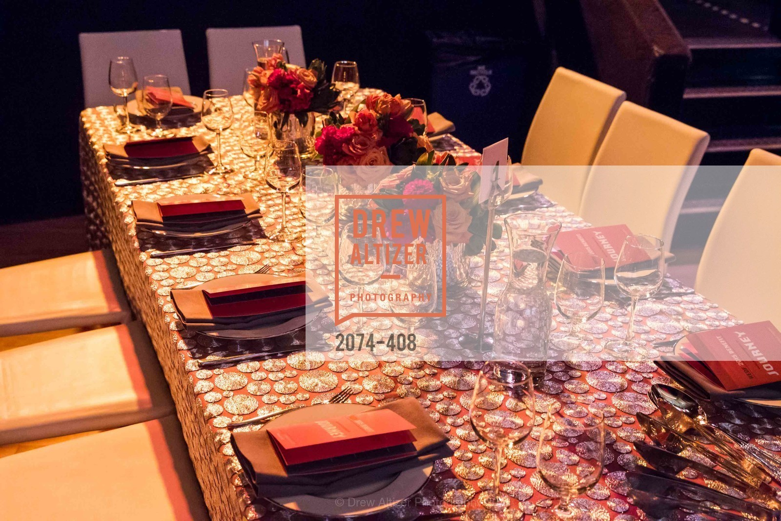 Atmosphere, REDF's 2015 BENEFIT featuring JOURNEY, The Warfield Theatre. 982 Market St, October 22nd, 2015,Drew Altizer, Drew Altizer Photography, full-service agency, private events, San Francisco photographer, photographer california