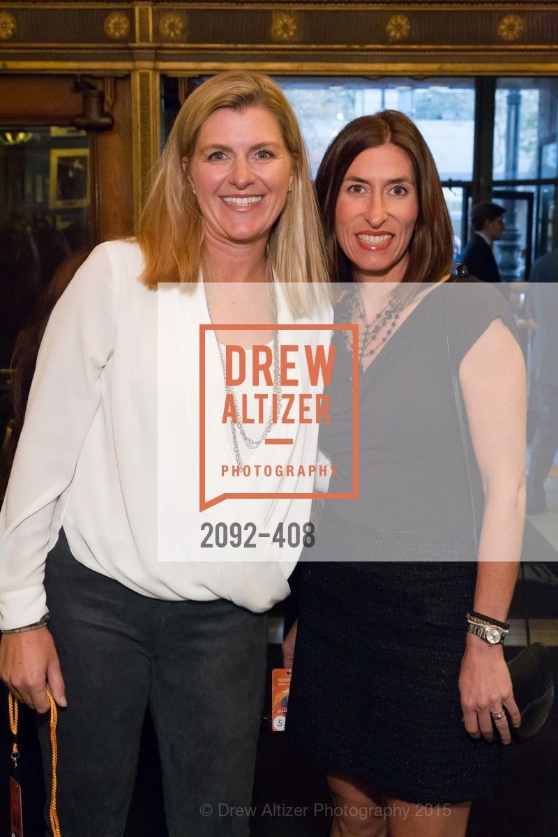 Jill Jared, Lucielle Leise, REDF's 2015 BENEFIT featuring JOURNEY, The Warfield Theatre. 982 Market St, October 22nd, 2015,Drew Altizer, Drew Altizer Photography, full-service agency, private events, San Francisco photographer, photographer california