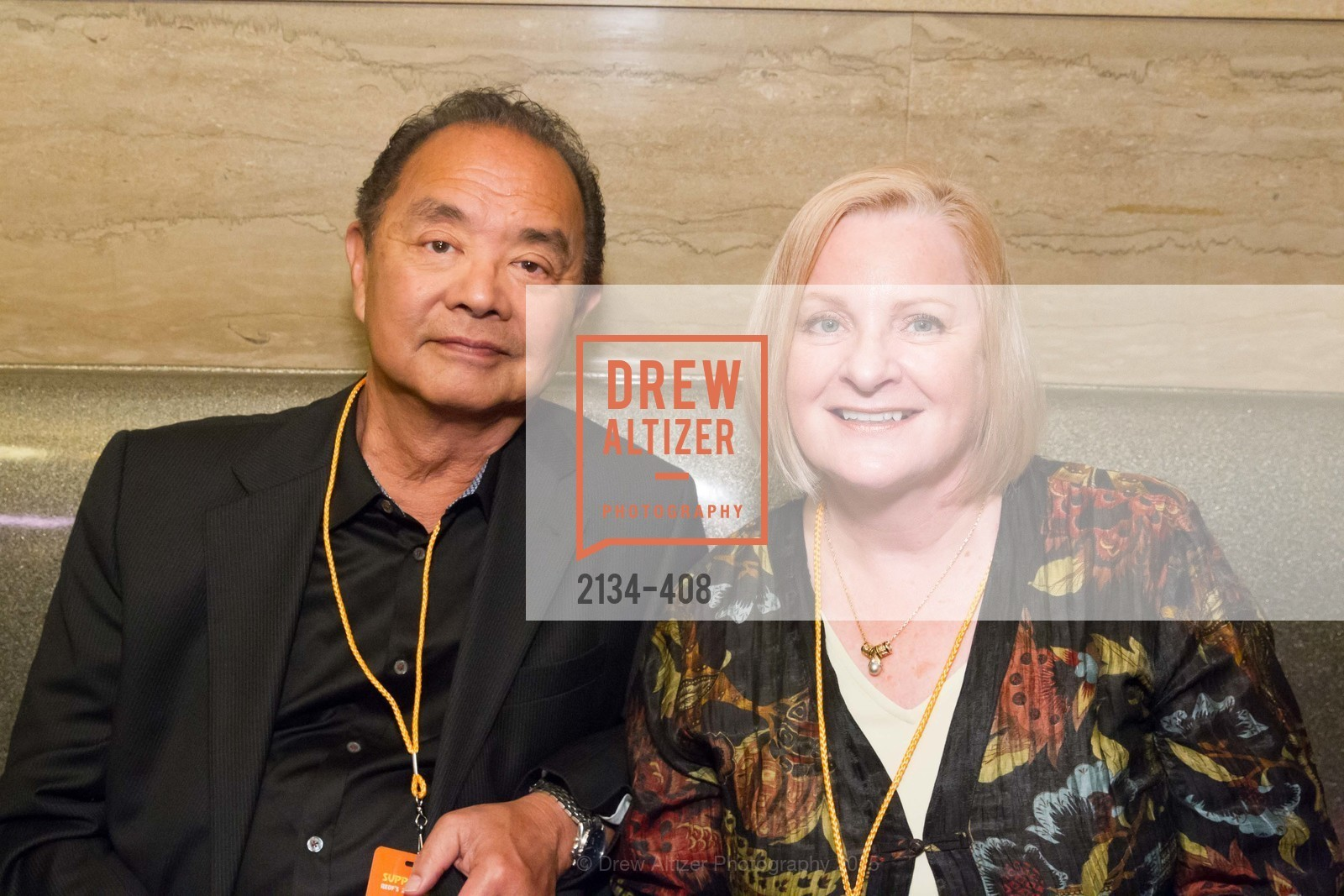 Lloyd Takao, Elizabeth Takao, REDF's 2015 BENEFIT featuring JOURNEY, The Warfield Theatre. 982 Market St, October 22nd, 2015,Drew Altizer, Drew Altizer Photography, full-service agency, private events, San Francisco photographer, photographer california