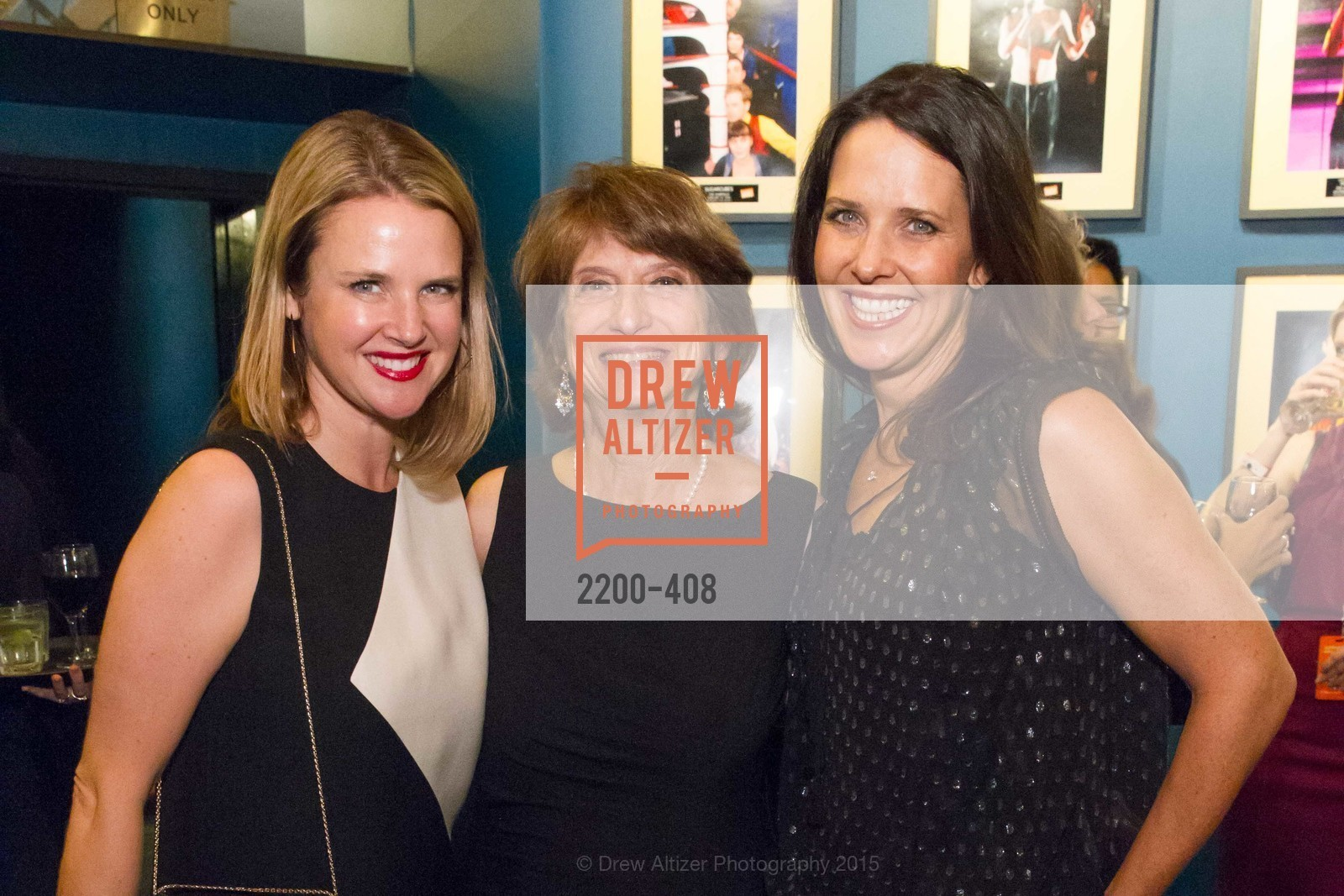 Allison Rose, Carla Javits, Megan Barton, REDF's 2015 BENEFIT featuring JOURNEY, The Warfield Theatre. 982 Market St, October 22nd, 2015,Drew Altizer, Drew Altizer Photography, full-service agency, private events, San Francisco photographer, photographer california