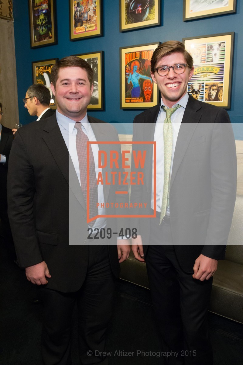 Robert Krohl, Will Bushears, REDF's 2015 BENEFIT featuring JOURNEY, The Warfield Theatre. 982 Market St, October 22nd, 2015,Drew Altizer, Drew Altizer Photography, full-service agency, private events, San Francisco photographer, photographer california