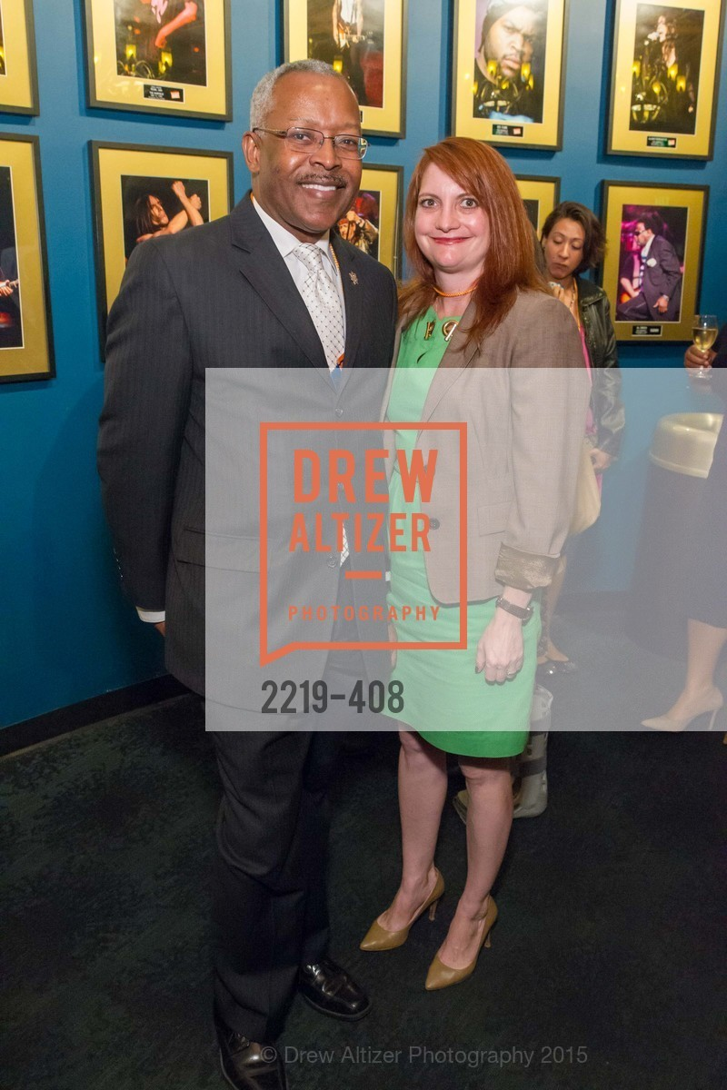 Mack Jenkins, Gail Doleman, REDF's 2015 BENEFIT featuring JOURNEY, The Warfield Theatre. 982 Market St, October 22nd, 2015,Drew Altizer, Drew Altizer Photography, full-service event agency, private events, San Francisco photographer, photographer California