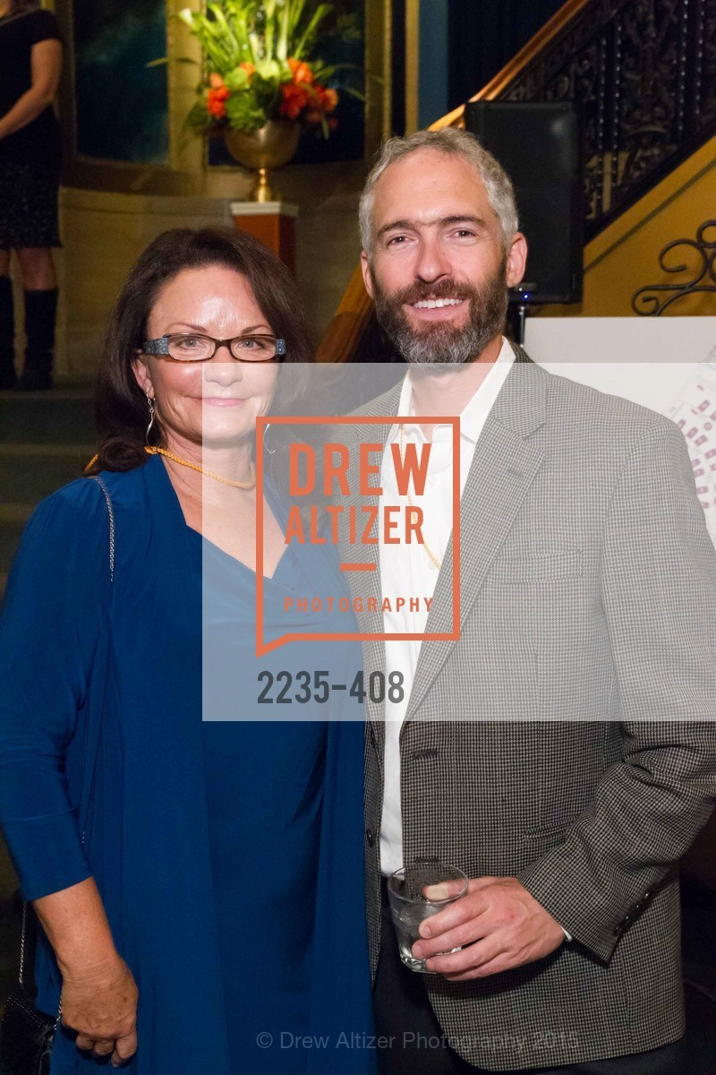 Irene Fuller, Matthew Wolfe, REDF's 2015 BENEFIT featuring JOURNEY, The Warfield Theatre. 982 Market St, October 22nd, 2015,Drew Altizer, Drew Altizer Photography, full-service agency, private events, San Francisco photographer, photographer california
