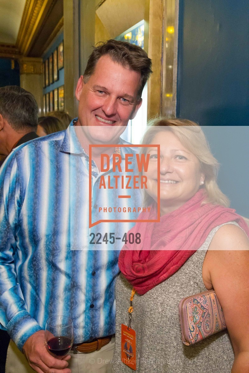 Allan Dole, Sue Schoenthal, REDF's 2015 BENEFIT featuring JOURNEY, The Warfield Theatre. 982 Market St, October 22nd, 2015,Drew Altizer, Drew Altizer Photography, full-service agency, private events, San Francisco photographer, photographer california