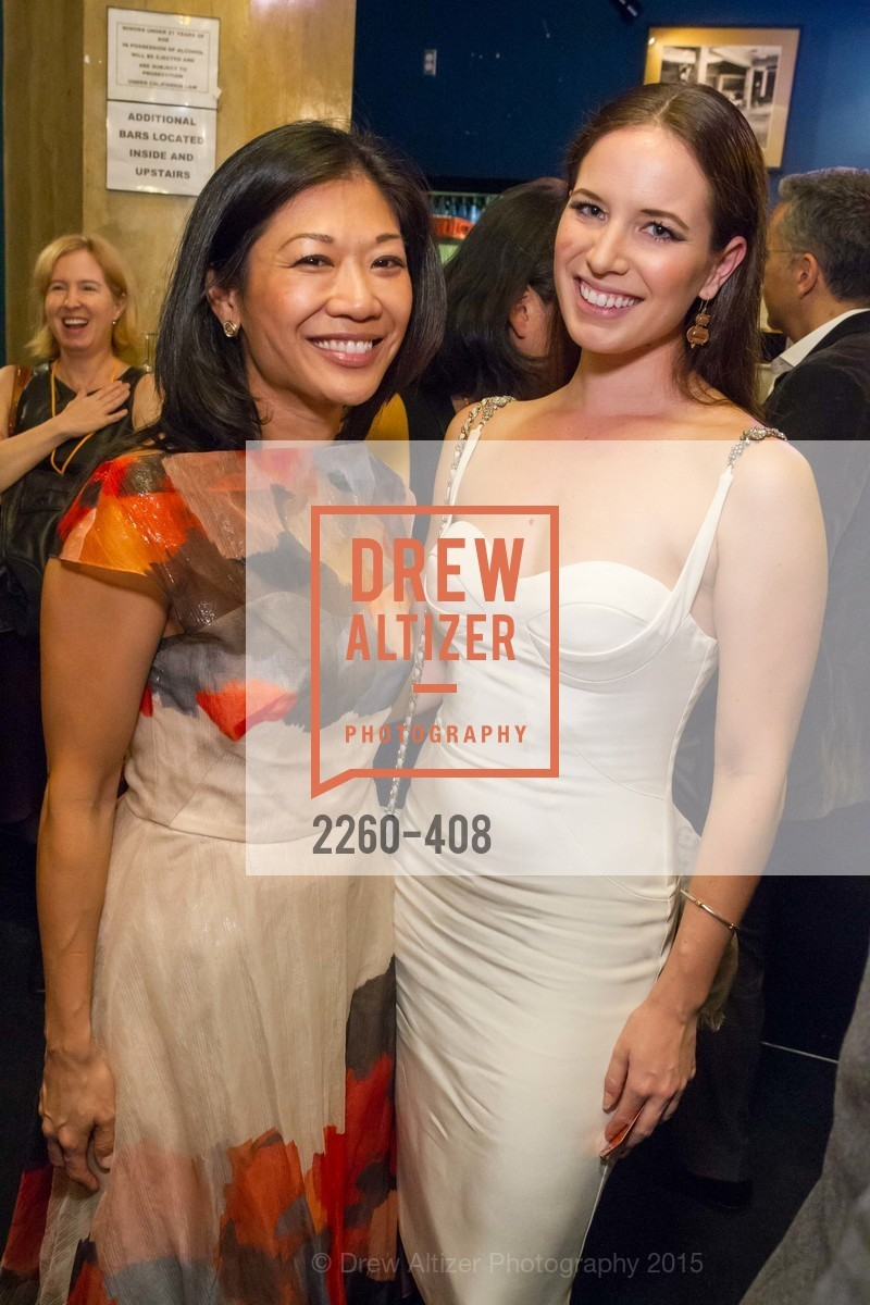 Mari Phang, Diana Trump, REDF's 2015 BENEFIT featuring JOURNEY, The Warfield Theatre. 982 Market St, October 22nd, 2015,Drew Altizer, Drew Altizer Photography, full-service agency, private events, San Francisco photographer, photographer california