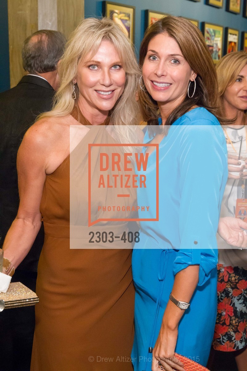 Victoria Stewman, Stephanie Butori, REDF's 2015 BENEFIT featuring JOURNEY, The Warfield Theatre. 982 Market St, October 22nd, 2015,Drew Altizer, Drew Altizer Photography, full-service agency, private events, San Francisco photographer, photographer california
