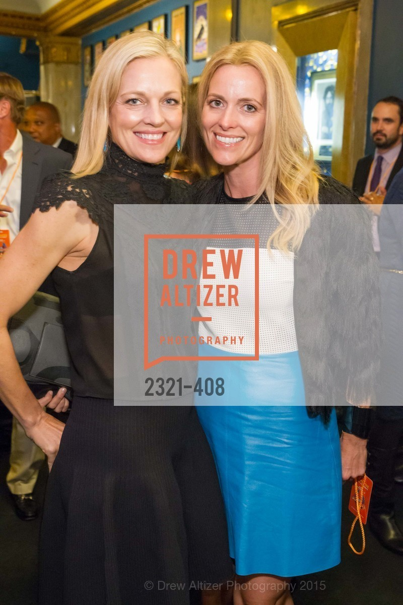 Maja Smith, Kelly Anderson, REDF's 2015 BENEFIT featuring JOURNEY, The Warfield Theatre. 982 Market St, October 22nd, 2015,Drew Altizer, Drew Altizer Photography, full-service event agency, private events, San Francisco photographer, photographer California