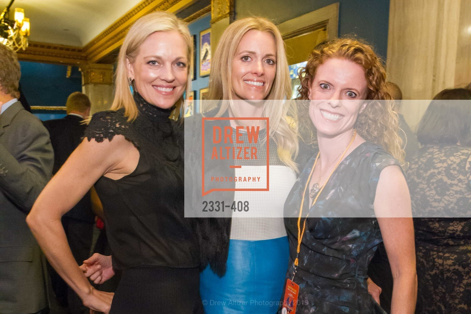 Maja Smith, Kelly Anderson, Sarah Dilullo, REDF's 2015 BENEFIT featuring JOURNEY, The Warfield Theatre. 982 Market St, October 22nd, 2015,Drew Altizer, Drew Altizer Photography, full-service agency, private events, San Francisco photographer, photographer california