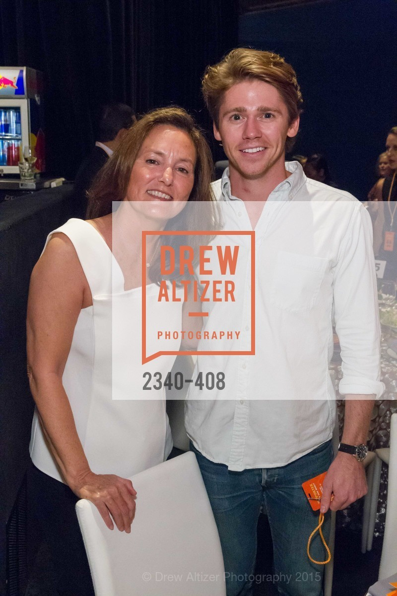 Peggy Ackerberg, Abraham Dawson, REDF's 2015 BENEFIT featuring JOURNEY, The Warfield Theatre. 982 Market St, October 22nd, 2015,Drew Altizer, Drew Altizer Photography, full-service agency, private events, San Francisco photographer, photographer california