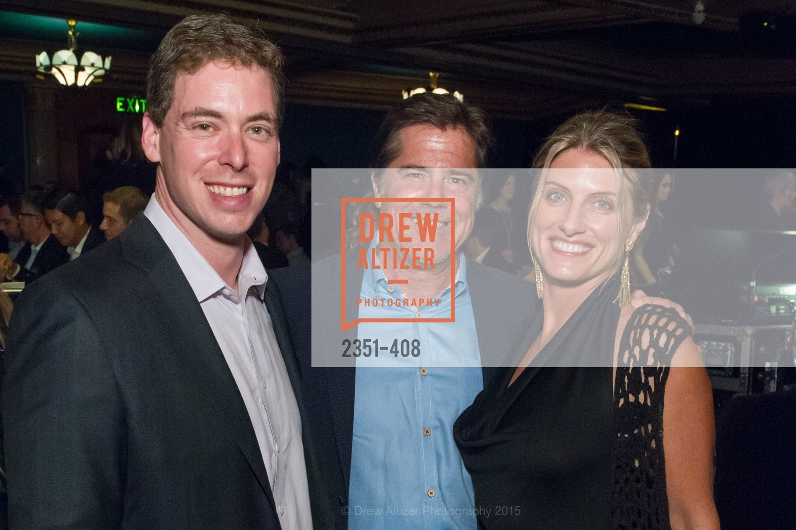 Mark Weiser, Dennis Strizullo, Tammy Larson, REDF's 2015 BENEFIT featuring JOURNEY, The Warfield Theatre. 982 Market St, October 22nd, 2015,Drew Altizer, Drew Altizer Photography, full-service agency, private events, San Francisco photographer, photographer california