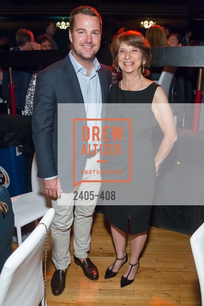 Chris O'Donnell, Carla Javits, REDF's 2015 BENEFIT featuring JOURNEY, The Warfield Theatre. 982 Market St, October 22nd, 2015,Drew Altizer, Drew Altizer Photography, full-service event agency, private events, San Francisco photographer, photographer California