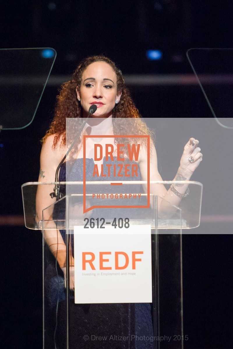 Katelyn Dalton, REDF's 2015 BENEFIT featuring JOURNEY, The Warfield Theatre. 982 Market St, October 22nd, 2015,Drew Altizer, Drew Altizer Photography, full-service agency, private events, San Francisco photographer, photographer california