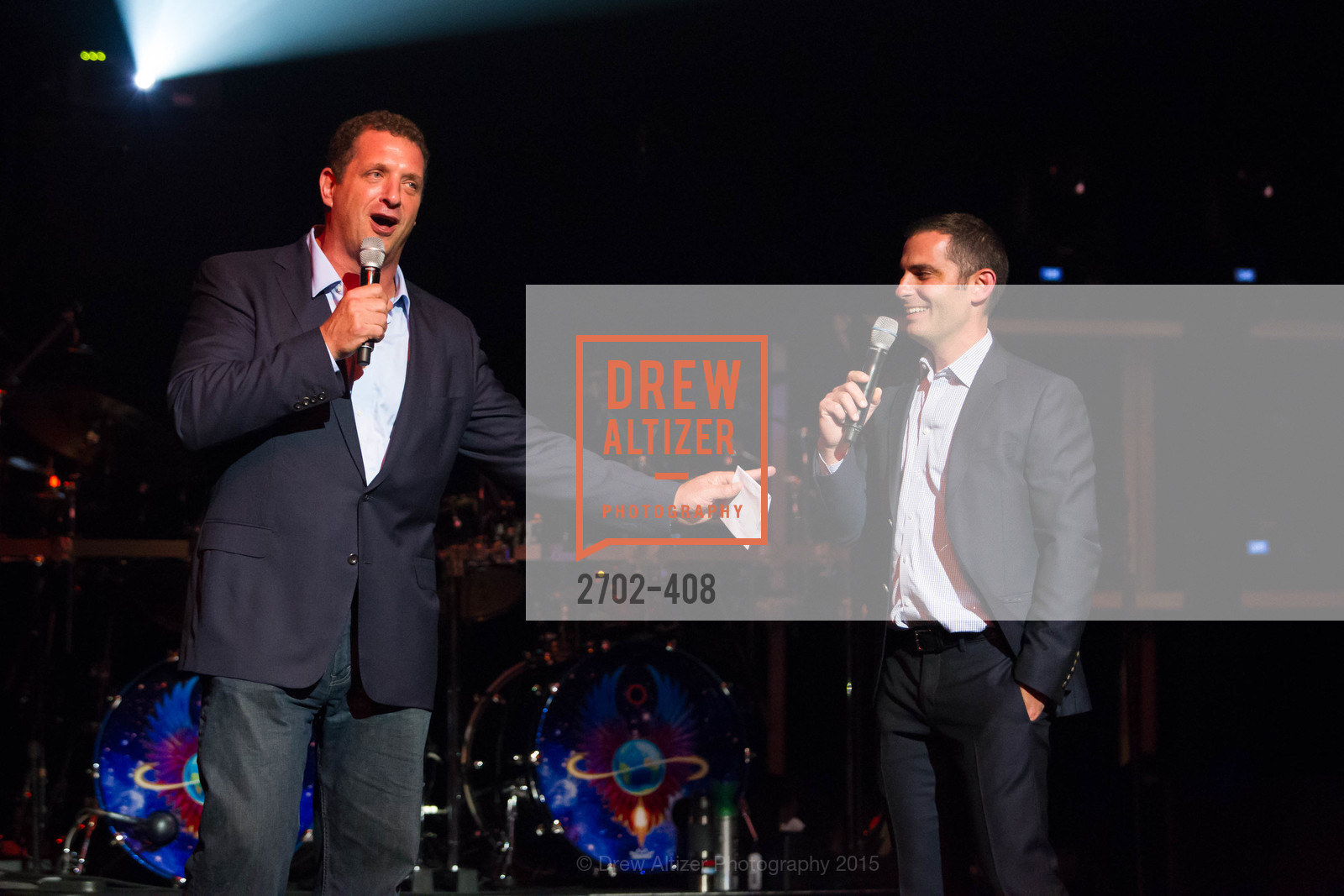 Harris Barton, Dan Rose, REDF's 2015 BENEFIT featuring JOURNEY, The Warfield Theatre. 982 Market St, October 22nd, 2015,Drew Altizer, Drew Altizer Photography, full-service event agency, private events, San Francisco photographer, photographer California