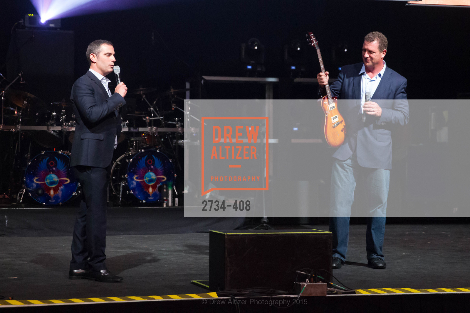 Dan Rose, Harris Barton, REDF's 2015 BENEFIT featuring JOURNEY, The Warfield Theatre. 982 Market St, October 22nd, 2015,Drew Altizer, Drew Altizer Photography, full-service event agency, private events, San Francisco photographer, photographer California