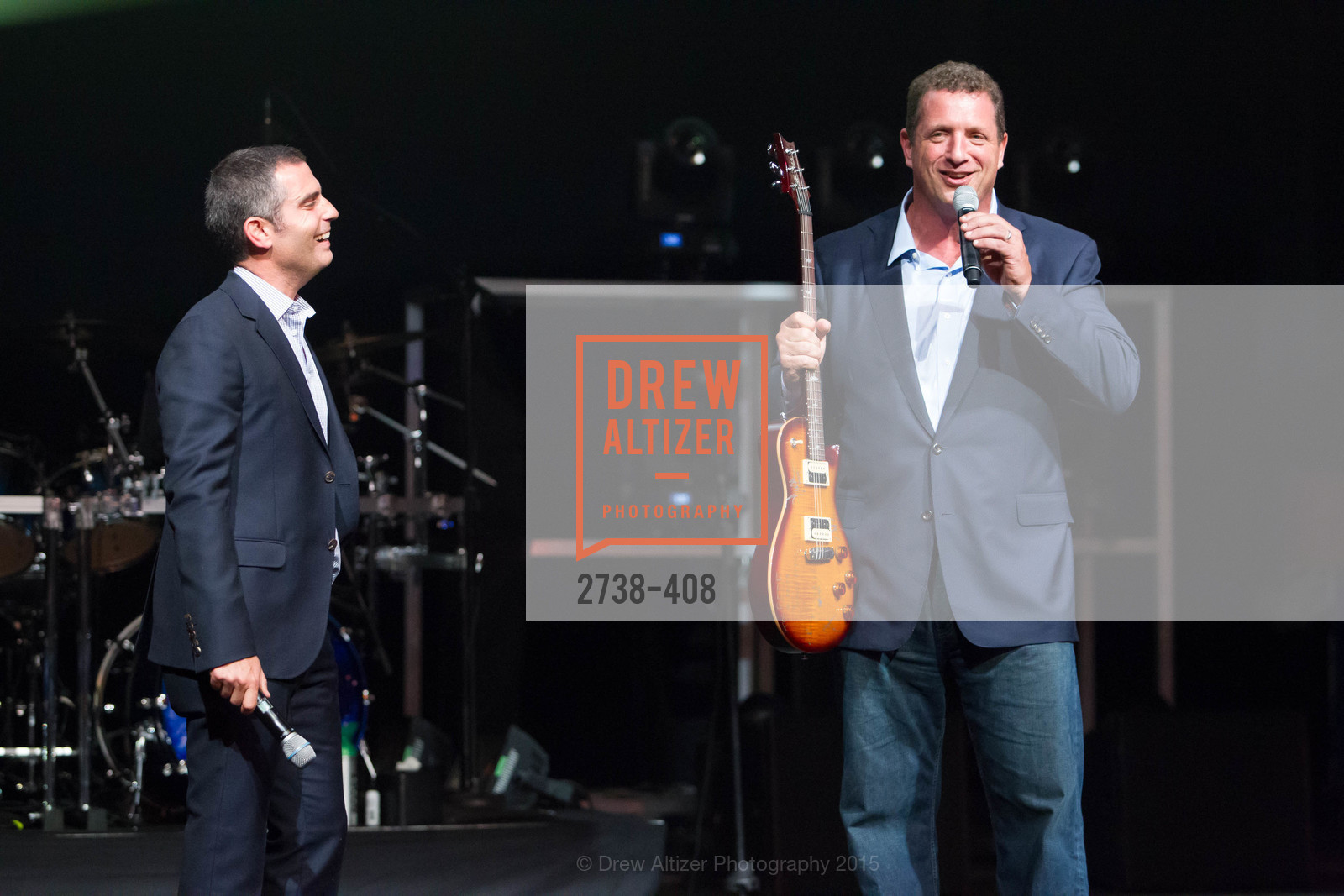 Dan Rose, Harris Barton, REDF's 2015 BENEFIT featuring JOURNEY, The Warfield Theatre. 982 Market St, October 22nd, 2015,Drew Altizer, Drew Altizer Photography, full-service agency, private events, San Francisco photographer, photographer california