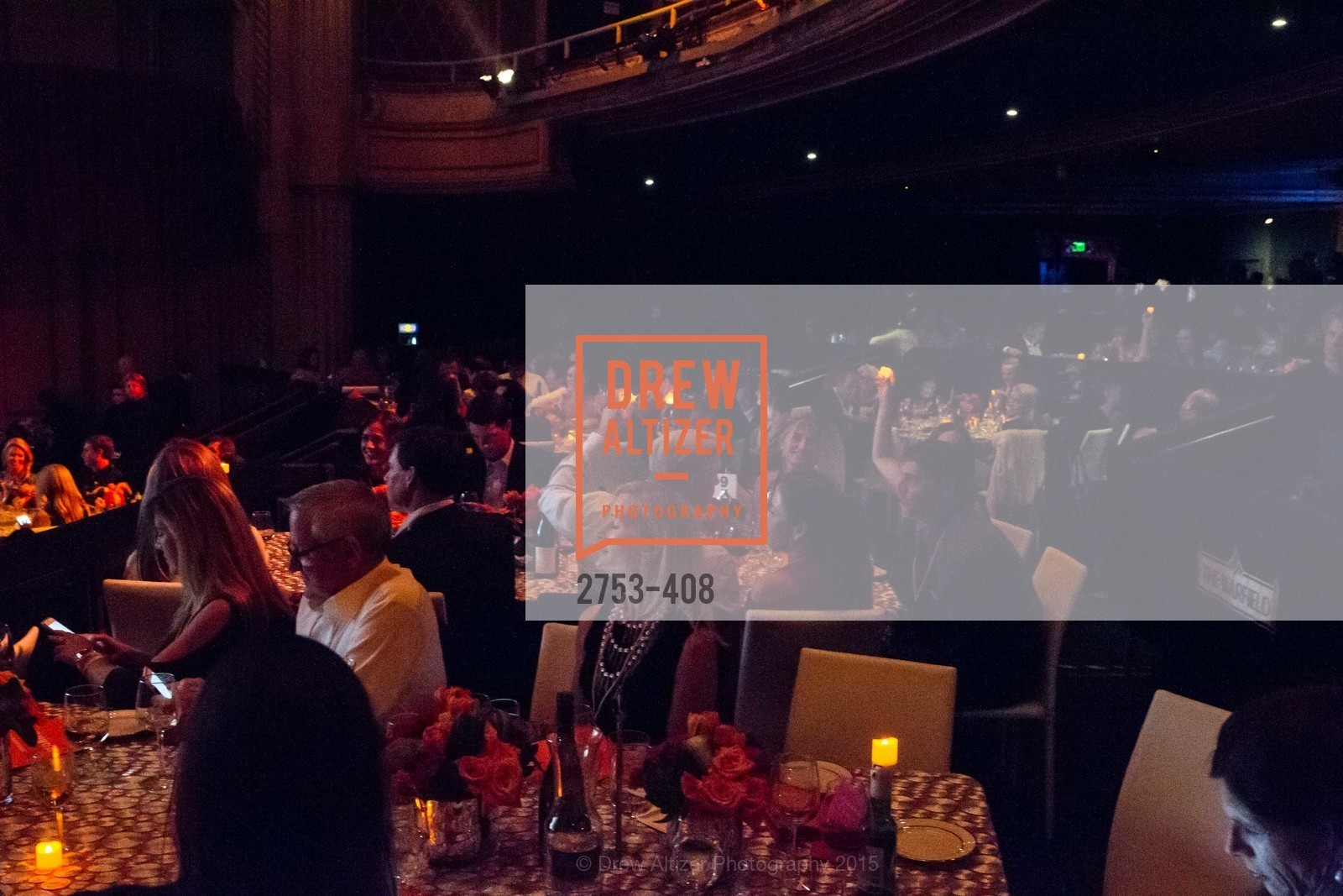 Atmosphere, REDF's 2015 BENEFIT featuring JOURNEY, The Warfield Theatre. 982 Market St, October 22nd, 2015,Drew Altizer, Drew Altizer Photography, full-service event agency, private events, San Francisco photographer, photographer California