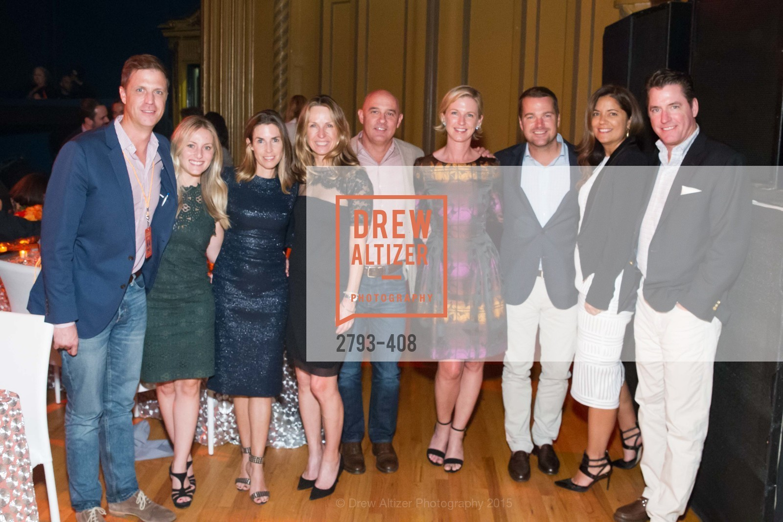 Lee Fentris, Carly Fentris, Caroline O'Donnell, John Bolin, Chris O'Donnell, REDF's 2015 BENEFIT featuring JOURNEY, The Warfield Theatre. 982 Market St, October 22nd, 2015,Drew Altizer, Drew Altizer Photography, full-service event agency, private events, San Francisco photographer, photographer California