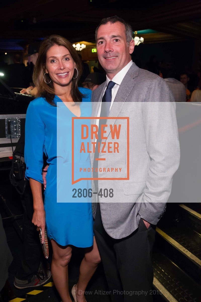 Stephanie Butori, Steve Ulman, REDF's 2015 BENEFIT featuring JOURNEY, The Warfield Theatre. 982 Market St, October 22nd, 2015,Drew Altizer, Drew Altizer Photography, full-service agency, private events, San Francisco photographer, photographer california
