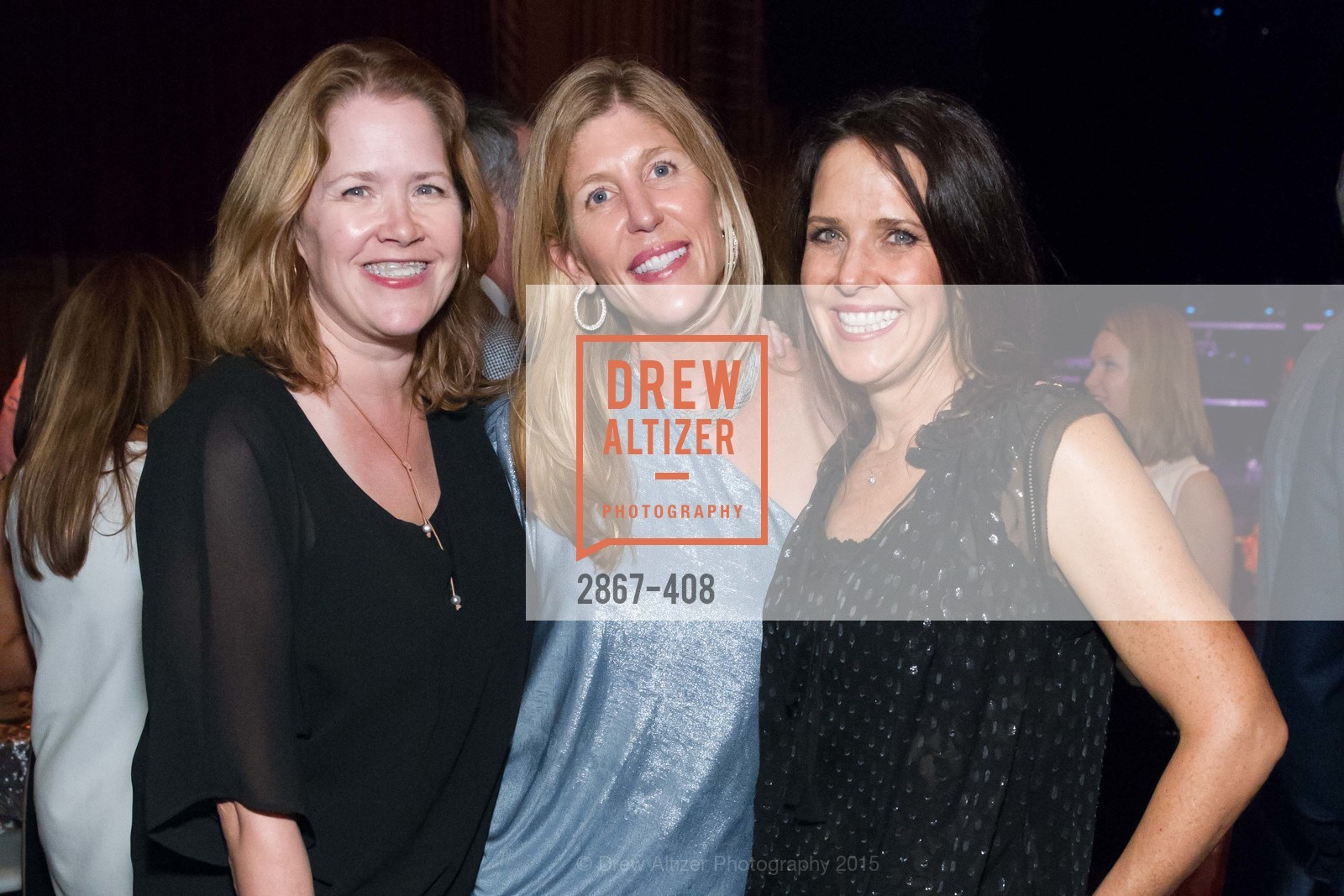 Elizabeth Olsen, Liz Gaither, Megan Barton, REDF's 2015 BENEFIT featuring JOURNEY, The Warfield Theatre. 982 Market St, October 22nd, 2015,Drew Altizer, Drew Altizer Photography, full-service agency, private events, San Francisco photographer, photographer california