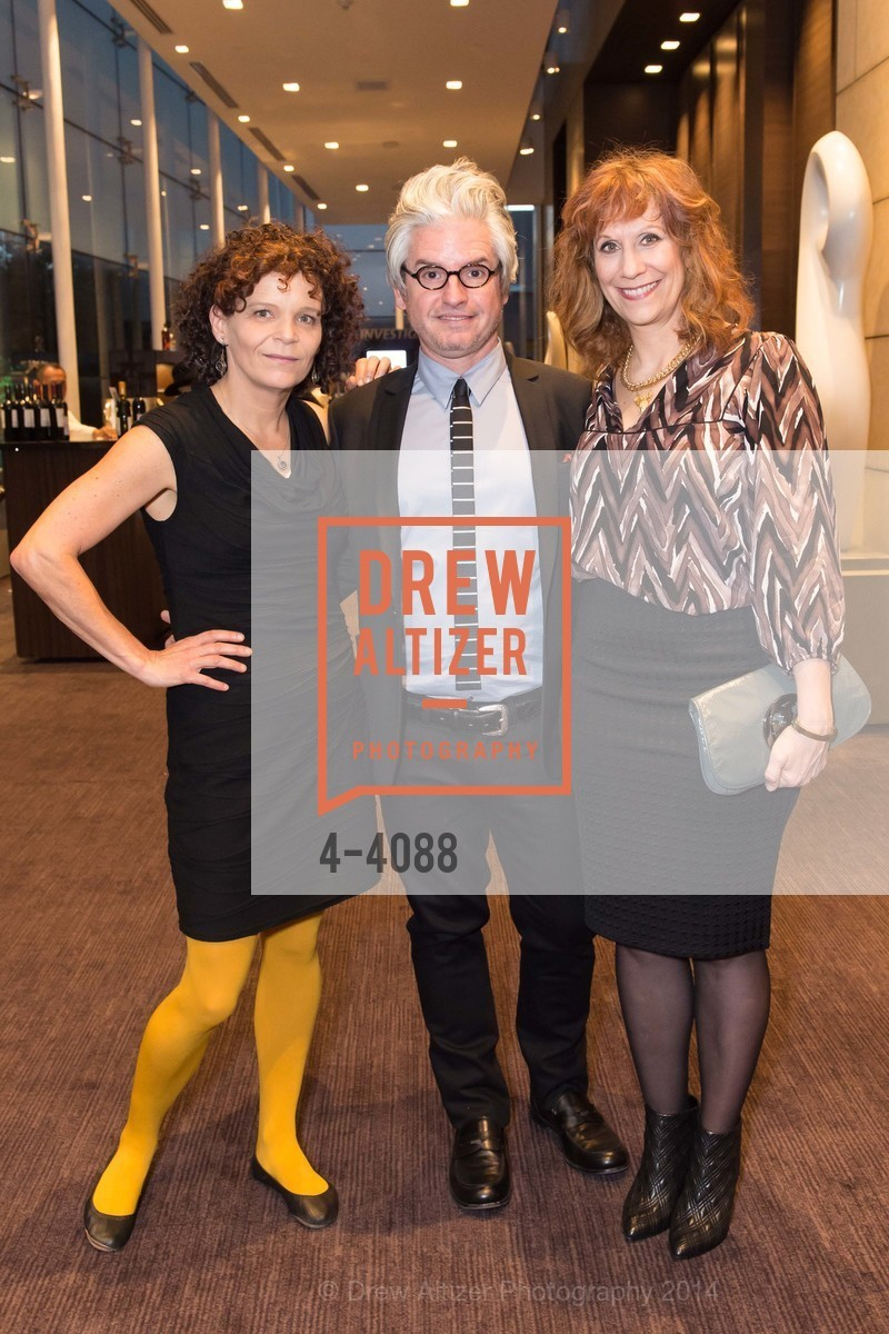 Monika Bauerlein, David Brock, Lizz Winstead, Photo #4-4088