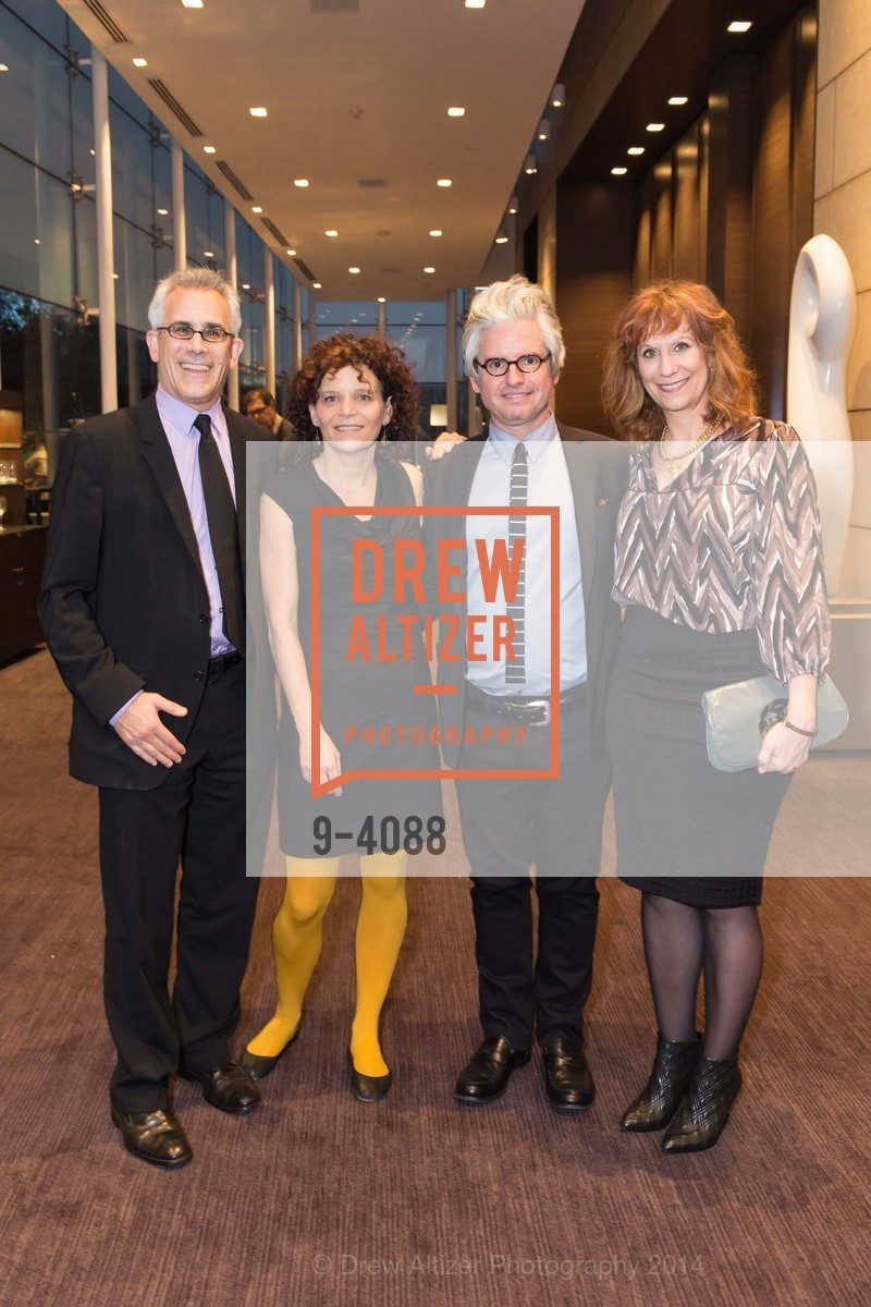 David Corn, Monika Bauerlein, David Brock, Lizz Winstead, Photo #9-4088