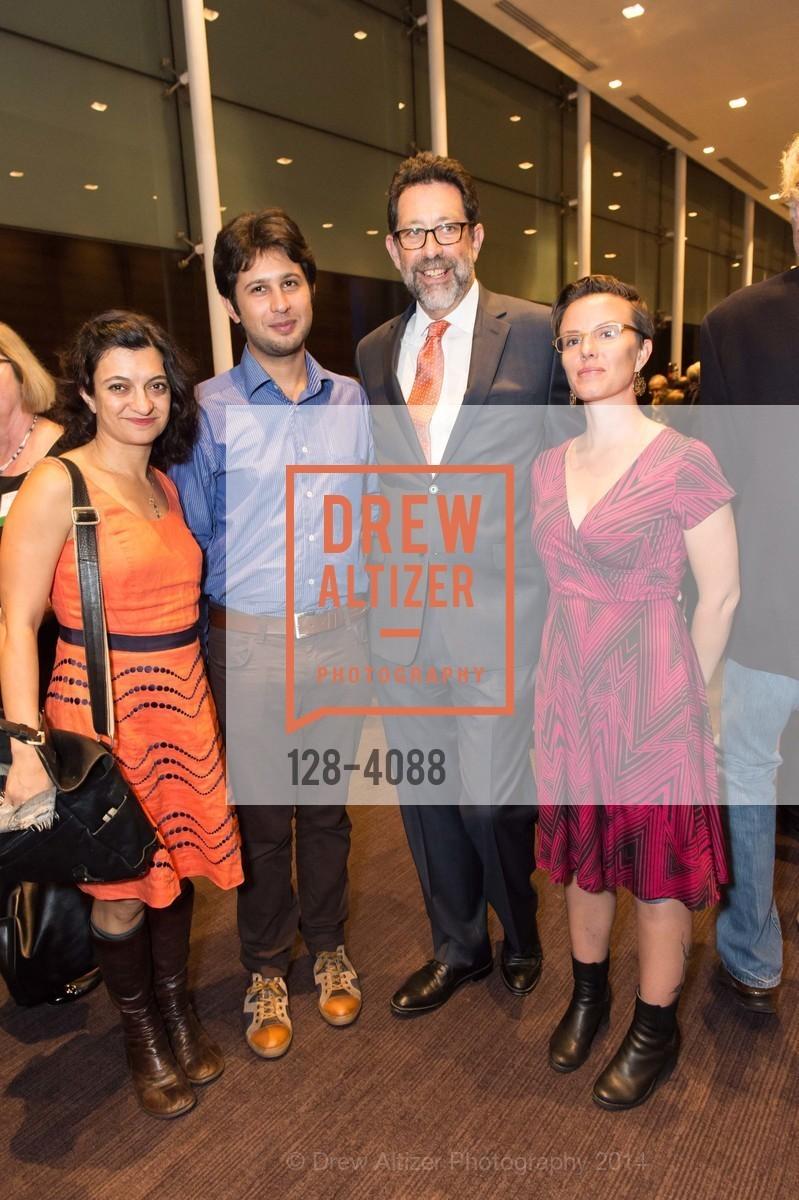 Firuzeh Mahmoudi, Reza Ghazinouri, Steve Katz, Photo #128-4088