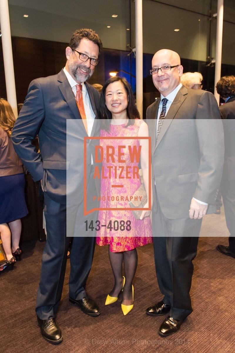 Steve Katz, Amanda Lao, Ken Pelletier, Photo #143-4088