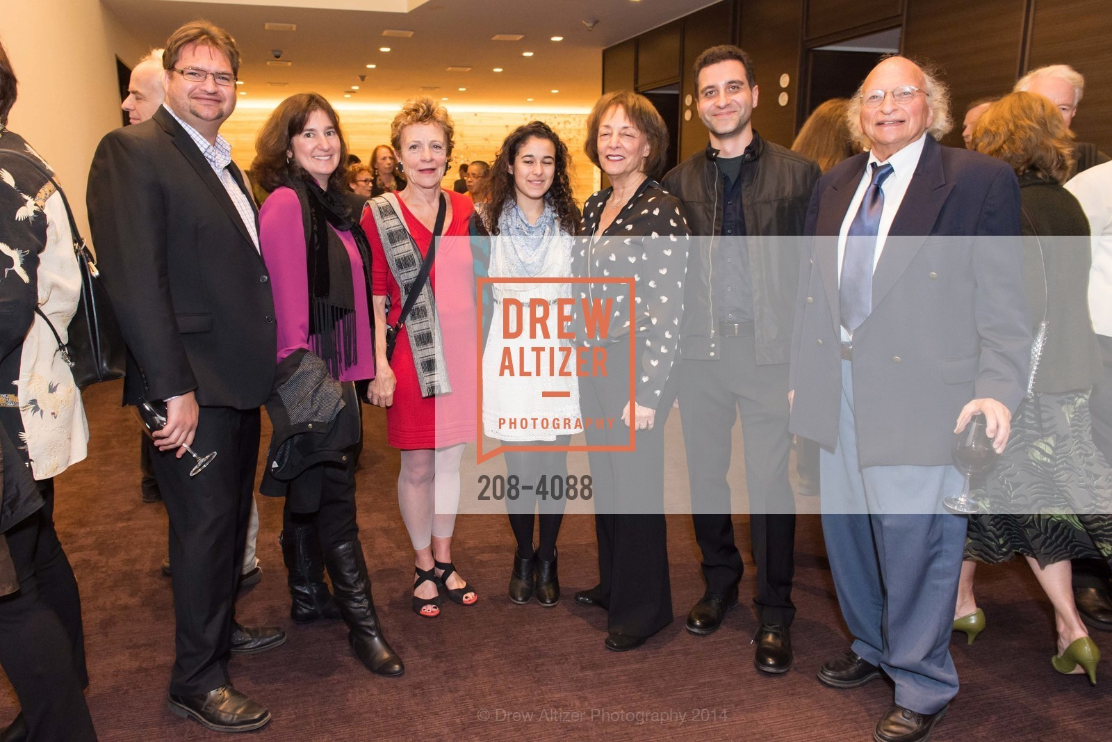 Jessie Roselan, Judy Wise, Ilya Eliashberg, Armin Rosencarnz, Photo #208-4088