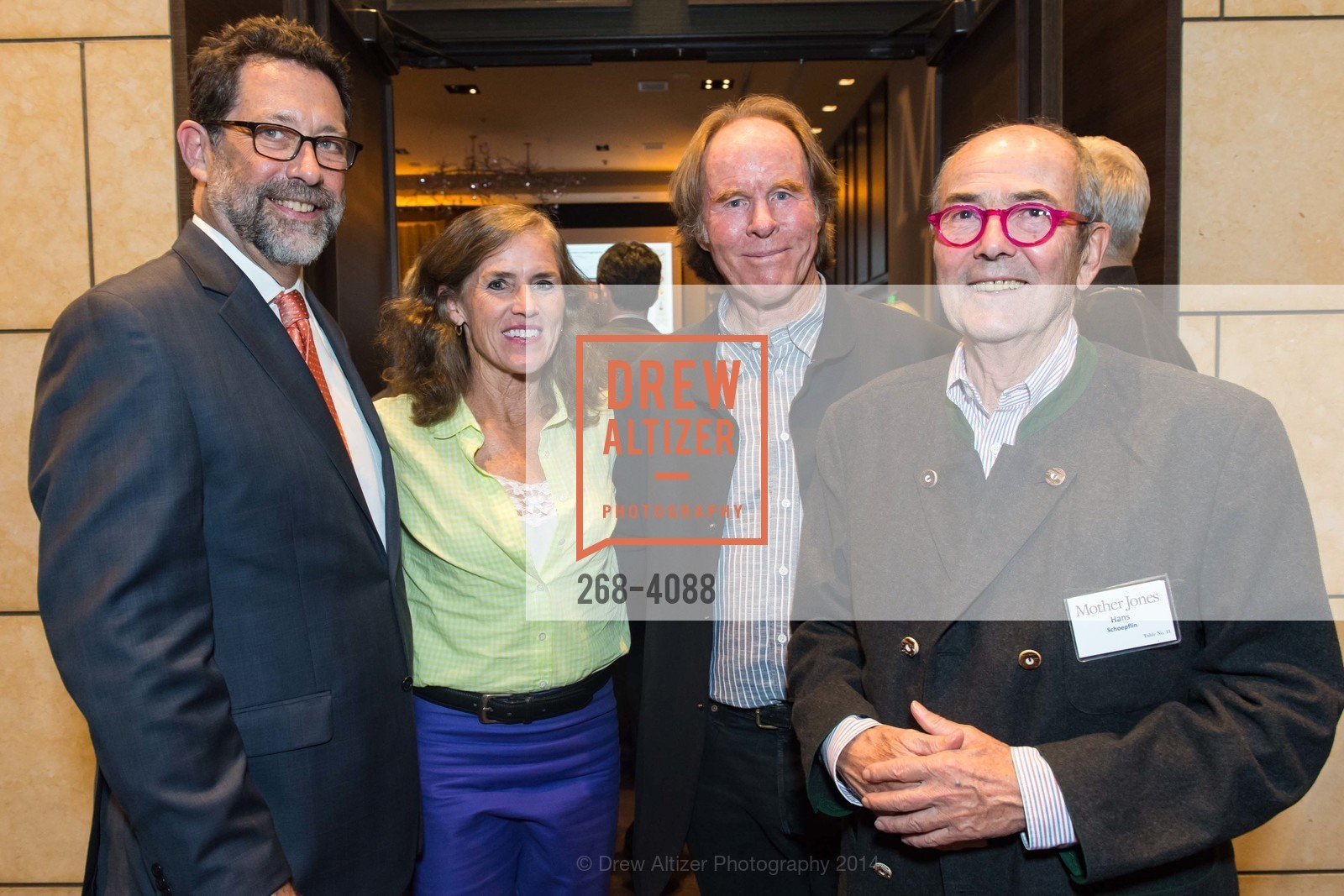 Steve Katz, Kat Taylor, Peter Buckley, Hans Schoepflin, Photo #268-4088
