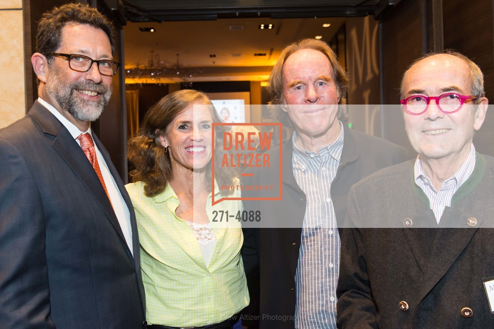 Steve Katz, Kat Taylor, Peter Buckley, Hans Schoepflin, Photo #271-4088