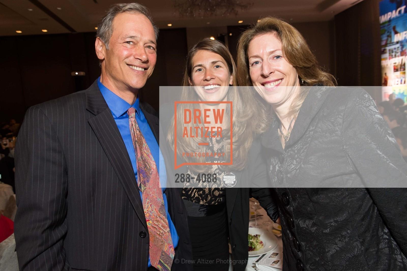 Steve Moazee, Lindsey Allen, Kimberly Hughes Moazee, Photo #288-4088