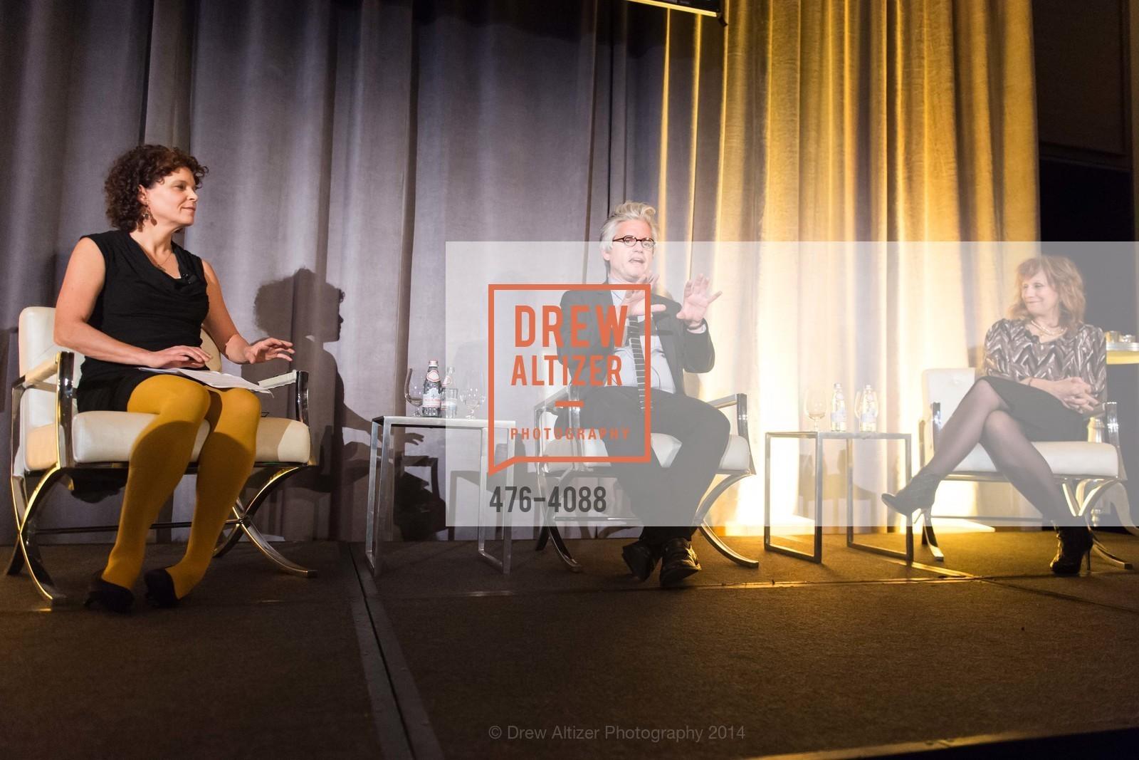 Monika Bauerlein, David Brock, Lizz Winstead, Photo #476-4088