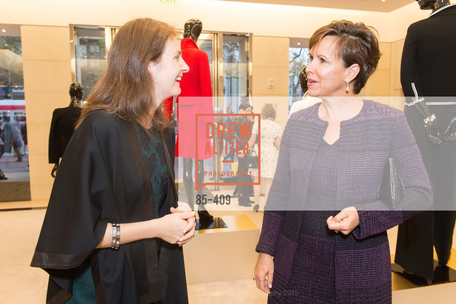 Michelle Zatlyn, Kate Smith, St. John in Conversation with Exceptional Women benefiting Raphael House of San Francisco, St. John Boutique, October 22nd, 2015,Drew Altizer, Drew Altizer Photography, full-service agency, private events, San Francisco photographer, photographer california
