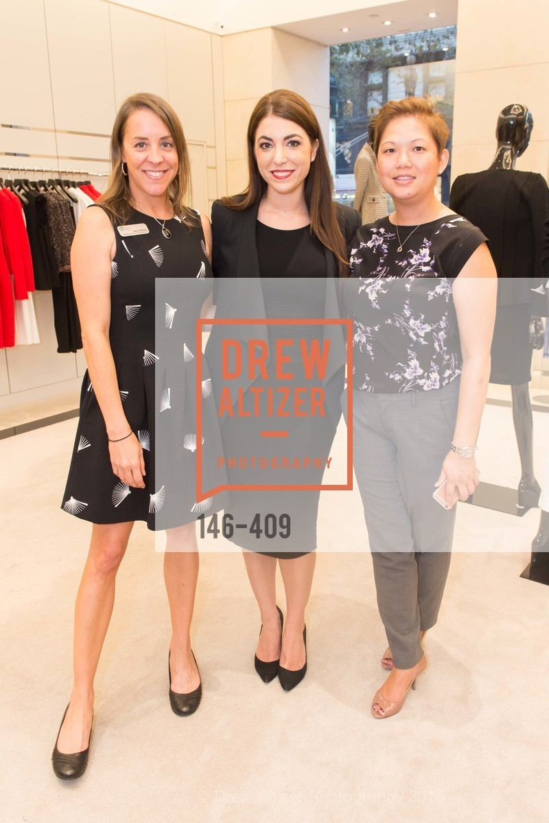 Erin Reeser, Daniella Vallurupalli, Theresa Vu, St. John in Conversation with Exceptional Women benefiting Raphael House of San Francisco, St. John Boutique, October 22nd, 2015,Drew Altizer, Drew Altizer Photography, full-service agency, private events, San Francisco photographer, photographer california
