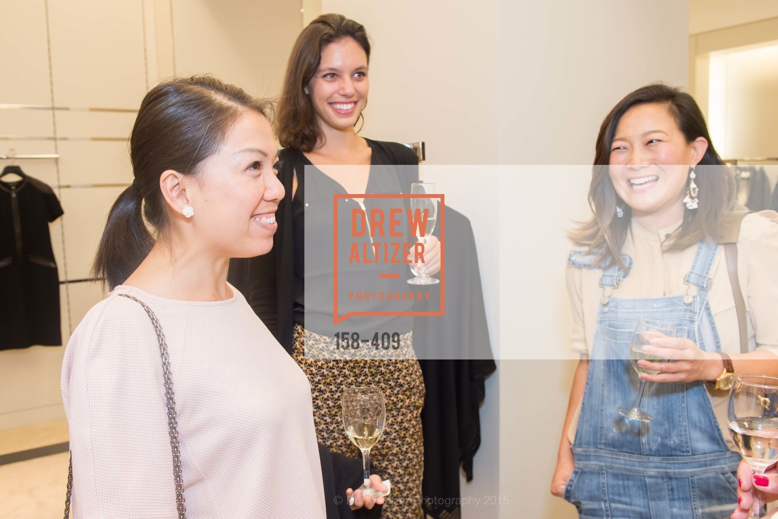 Trish Lee, Kristin Elvinger, Tiffany Yang, St. John in Conversation with Exceptional Women benefiting Raphael House of San Francisco, St. John Boutique, October 22nd, 2015,Drew Altizer, Drew Altizer Photography, full-service agency, private events, San Francisco photographer, photographer california