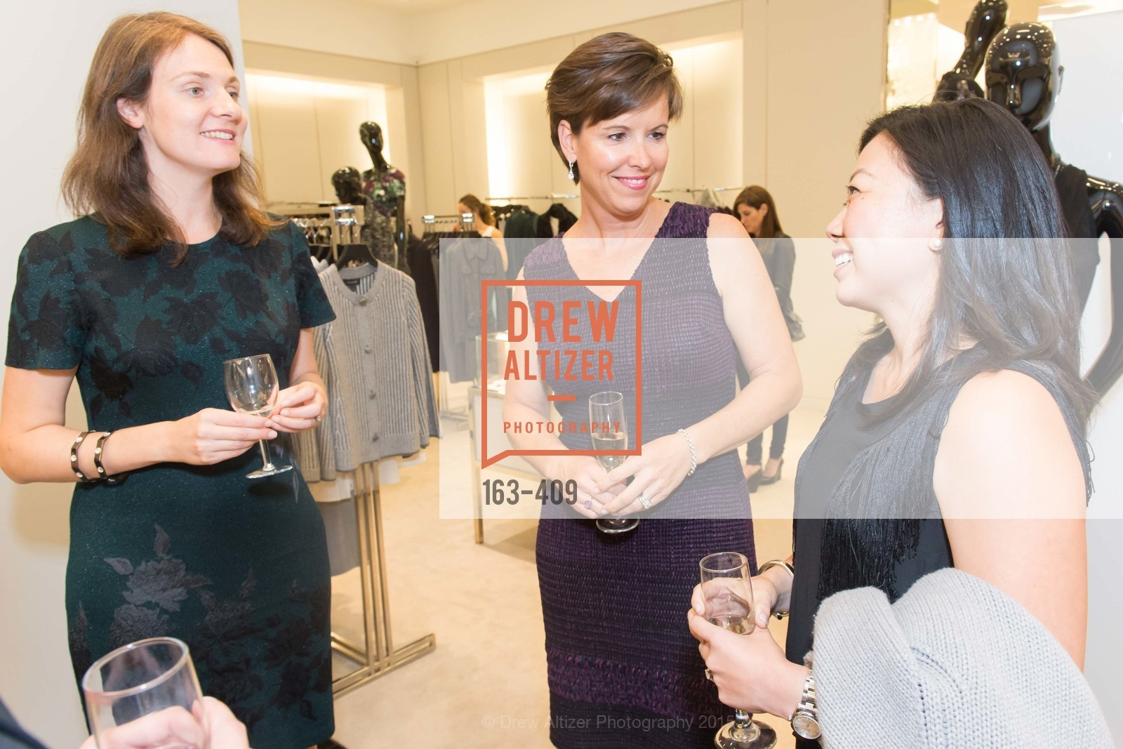 Michelle Zatlyn, Kate Smith, Melissa Koerner, St. John in Conversation with Exceptional Women benefiting Raphael House of San Francisco, St. John Boutique, October 22nd, 2015,Drew Altizer, Drew Altizer Photography, full-service event agency, private events, San Francisco photographer, photographer California