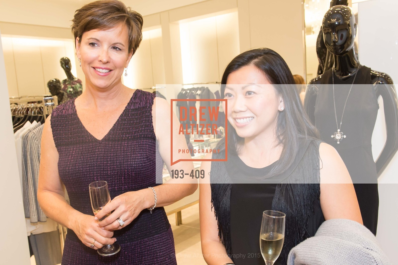 Kate Smith, Melissa Koerner, St. John in Conversation with Exceptional Women benefiting Raphael House of San Francisco, St. John Boutique, October 22nd, 2015,Drew Altizer, Drew Altizer Photography, full-service agency, private events, San Francisco photographer, photographer california