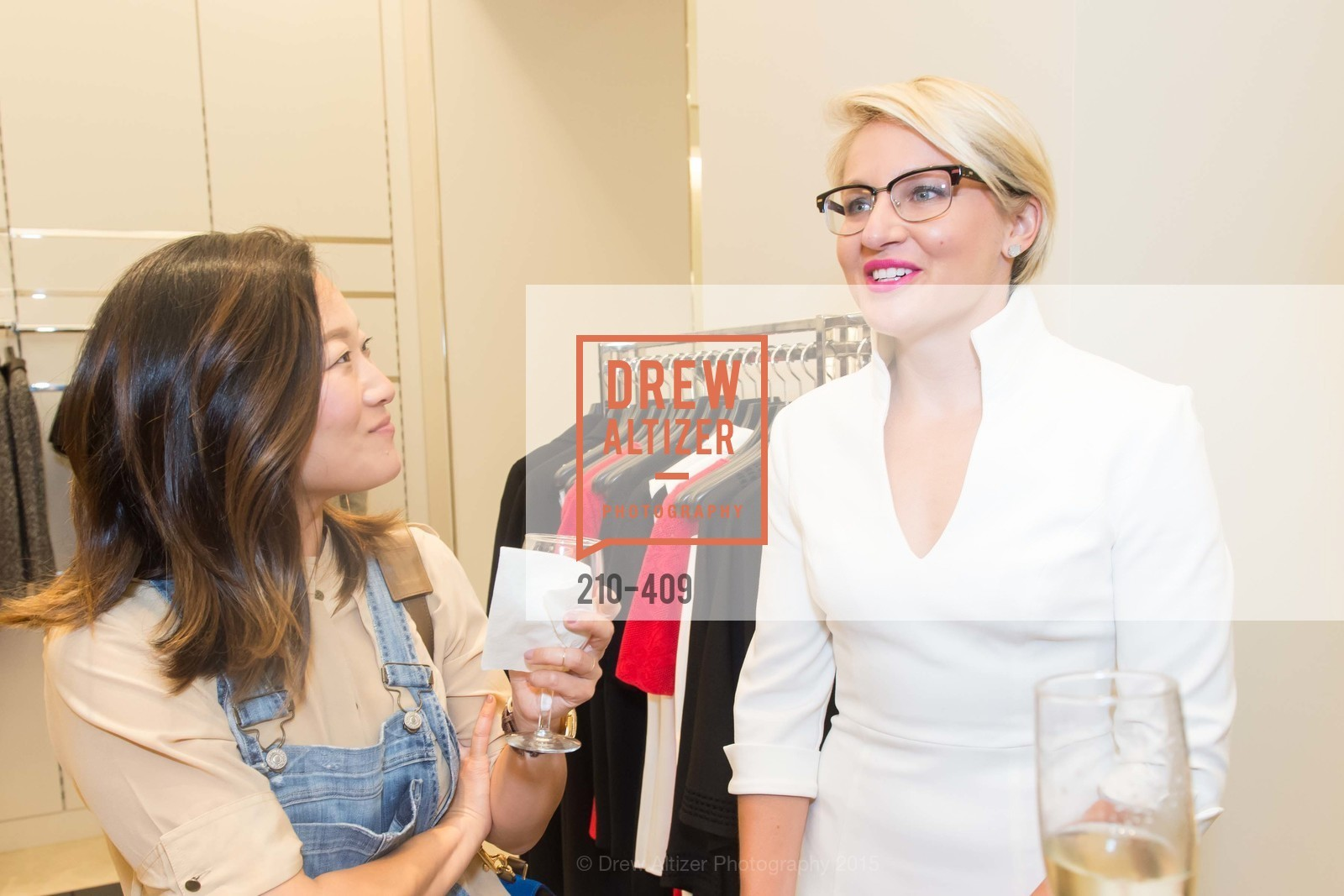 Tiffany Yang, Maghan McDowell, St. John in Conversation with Exceptional Women benefiting Raphael House of San Francisco, St. John Boutique, October 22nd, 2015,Drew Altizer, Drew Altizer Photography, full-service agency, private events, San Francisco photographer, photographer california