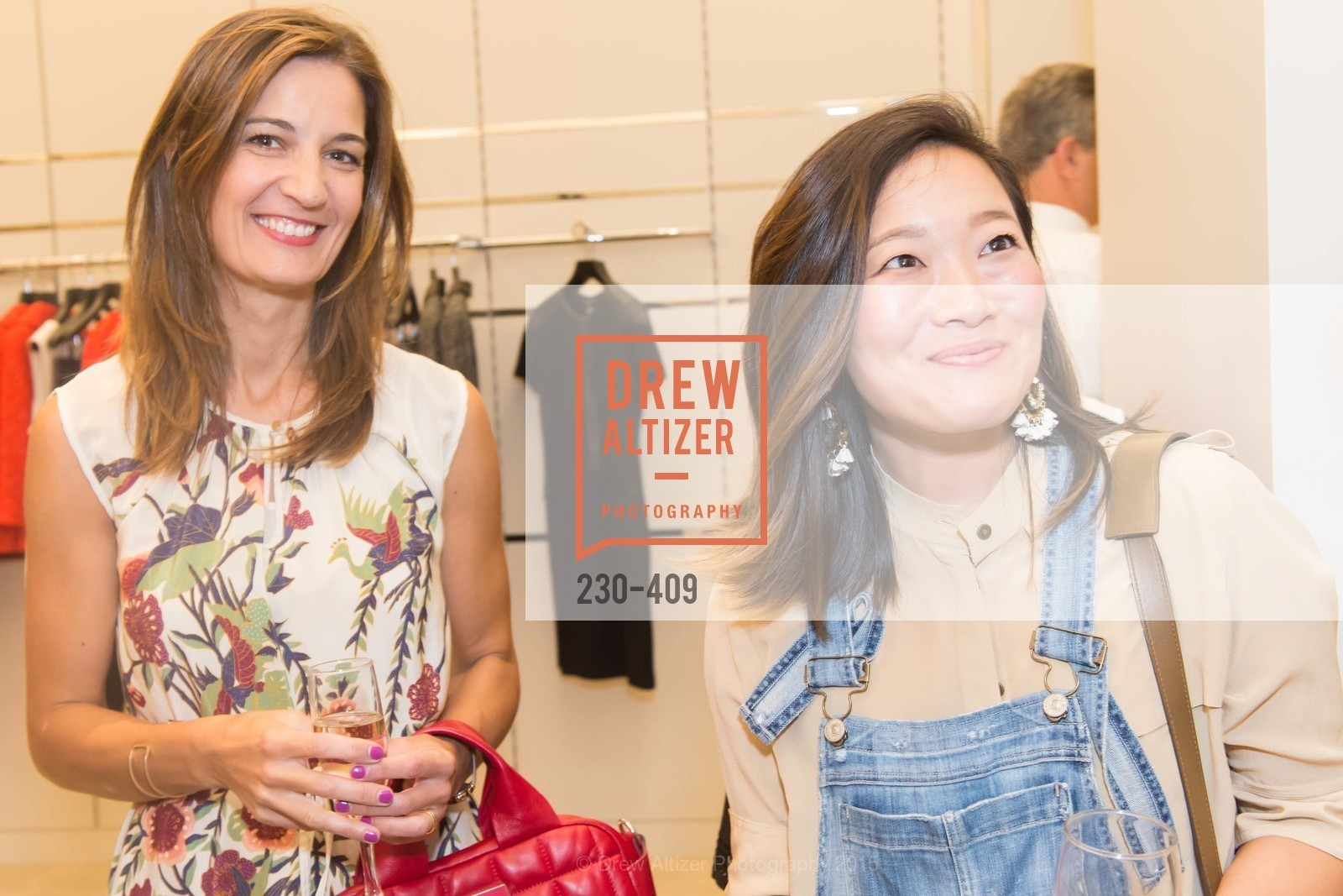 Maria Del Puy, Tiffany Yang, St. John in Conversation with Exceptional Women benefiting Raphael House of San Francisco, St. John Boutique, October 22nd, 2015,Drew Altizer, Drew Altizer Photography, full-service agency, private events, San Francisco photographer, photographer california